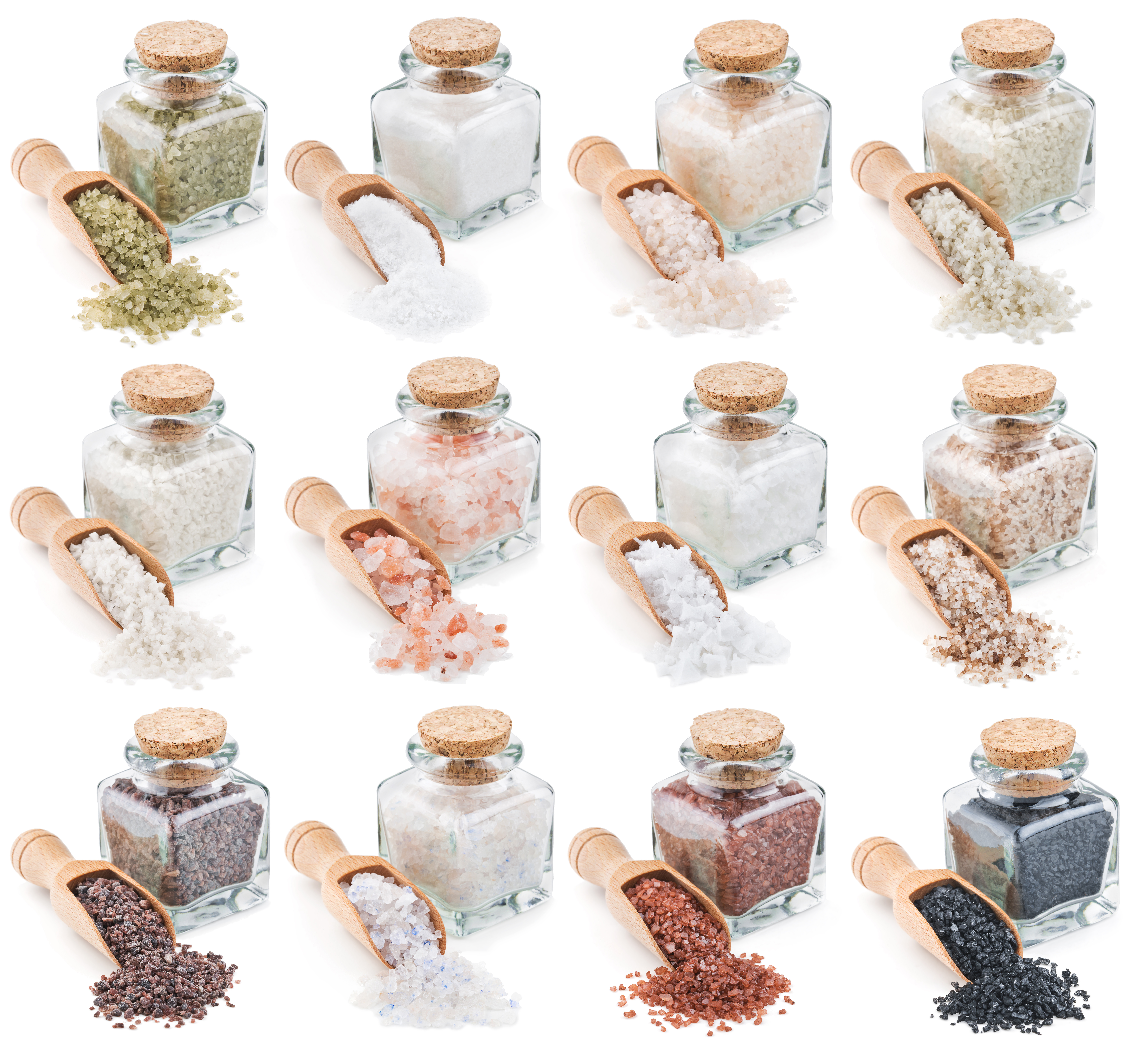 Types of Salts