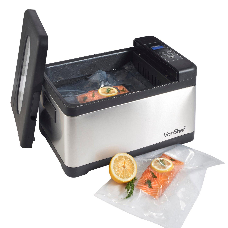 VonShef Premium 8 Liter Sous Vide:Water Oven