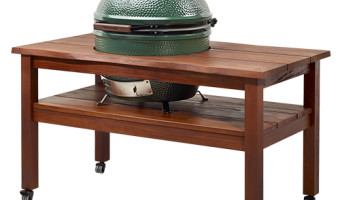 Table Ideas for Your Big Green Egg