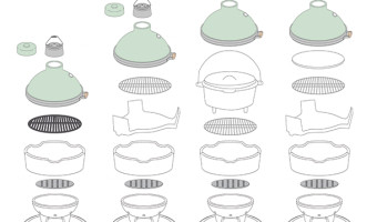 Big Green Egg Configurations