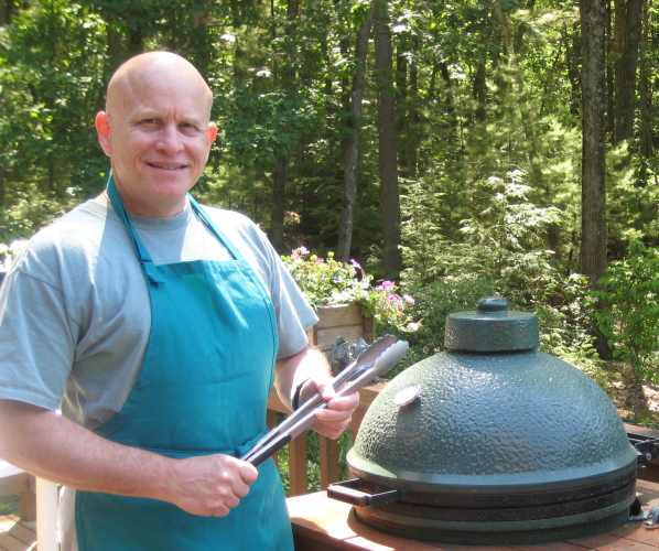 "Mike ""The Green Egg Chef"""