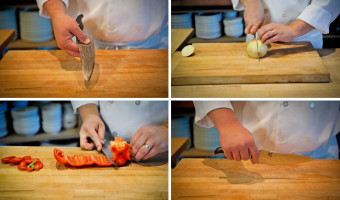 Hone Your Knife Skills Like a Master Chef